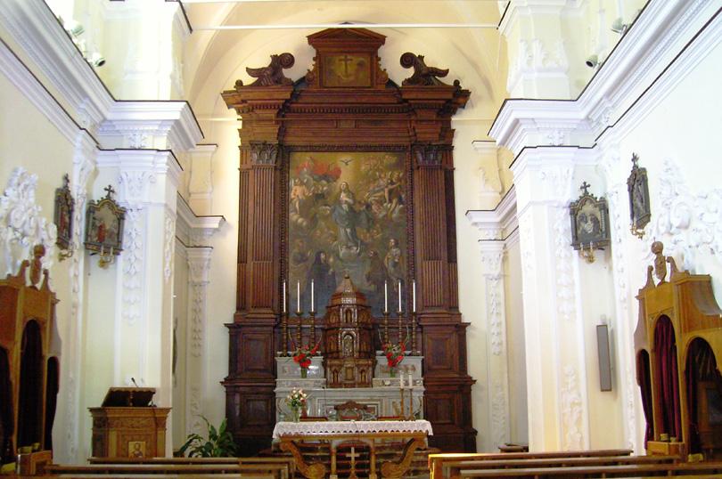 santuario calvaruso messina line - photo#13